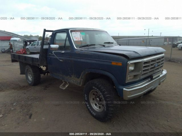 1980 FORD F-250 - Small image. Stock# 28538111