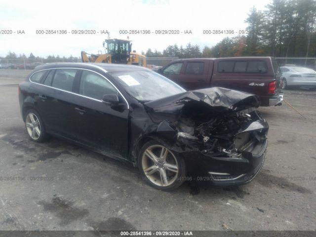 2016 Volvo V60 2.5. Lot 111028541396 Vin YV1612SK6G1308662