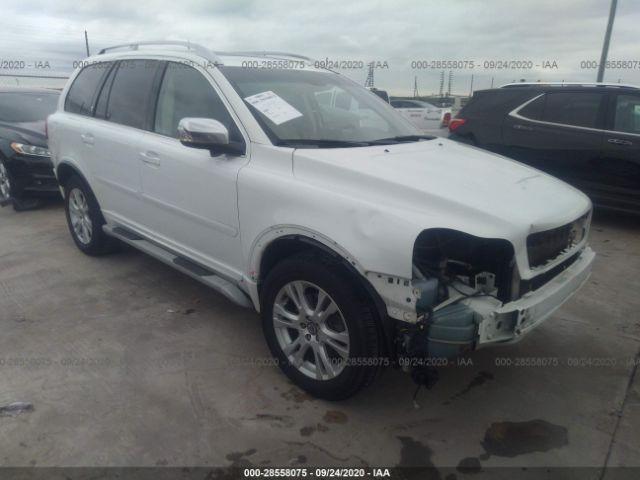 2013 Volvo Xc90 3.2. Lot 111028558075 Vin YV4952CY5D1647853