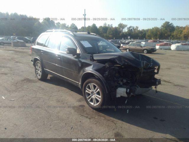 2011 Volvo Xc90 3.2. Lot 111028578039 Vin YV4952CZ7B1580176