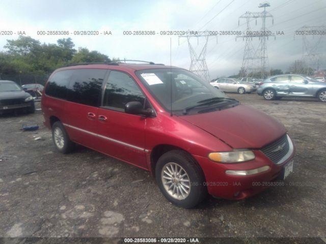 clean title 1999 chrysler town country 3 8l for sale in bridgeport pa 28583086 sca sca auctions