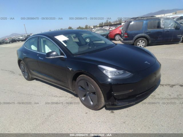 Salvage, Wrecked Vehicles Auctions Online | 2020 TESLA ...