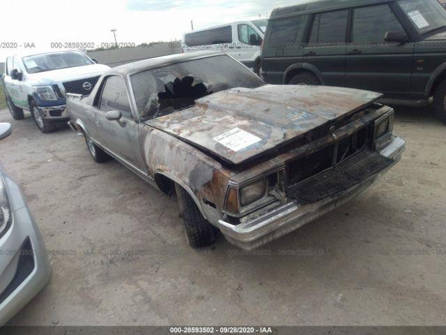 Global Auto Auctions: 1983 Chevrolet