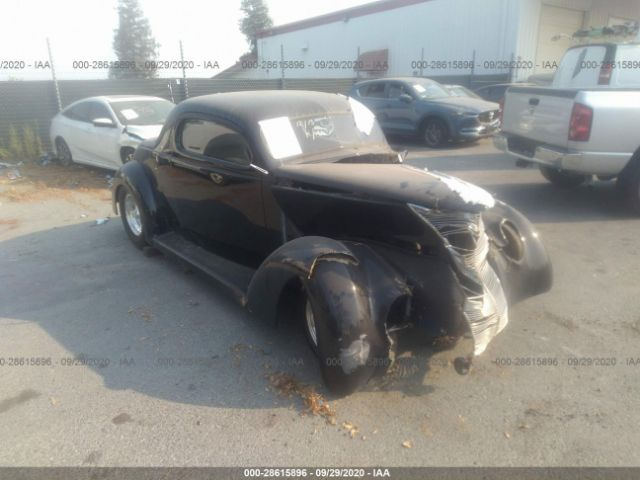 1937 FORD COUPE - Small image. Stock# 28615896