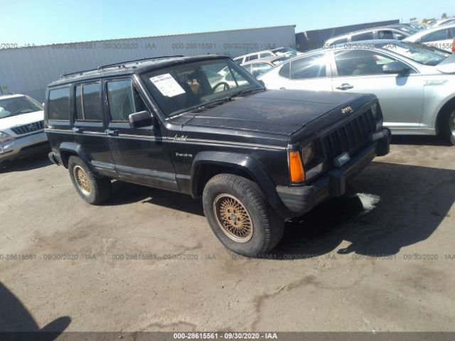 Global Auto Auctions: 1988 JEEP LIMITED