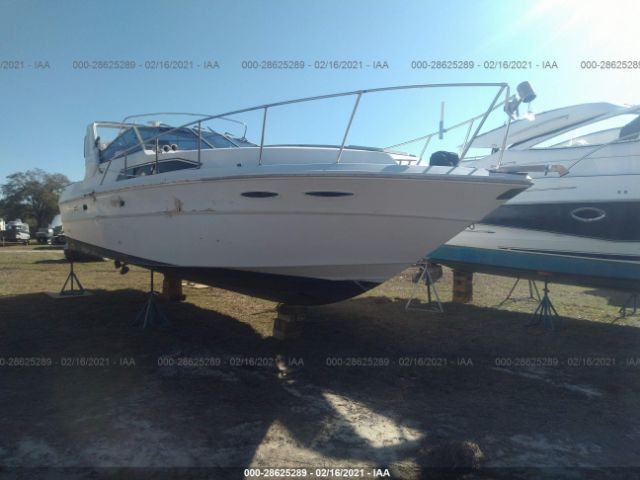 Global Auto Auctions: 1985 SEA RAY OTHER