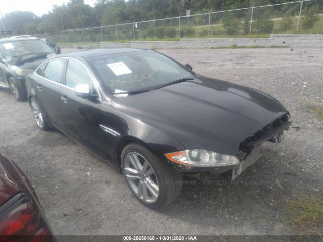 2012 Jaguar Xj 5.0. Lot 111028658168 Vin SAJWA2GB6CLV37731