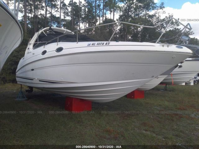 Global Auto Auctions: 2003 SEA RAY OTHER
