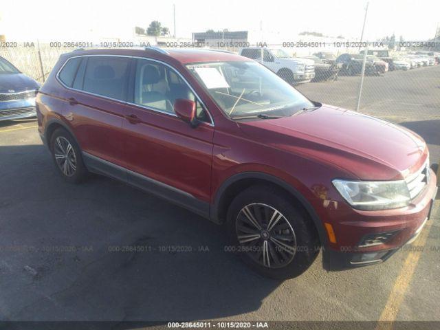 2019 Volkswagen Tiguan 2.0. Lot 111028645011 Vin 3VV3B7AX1KM095102