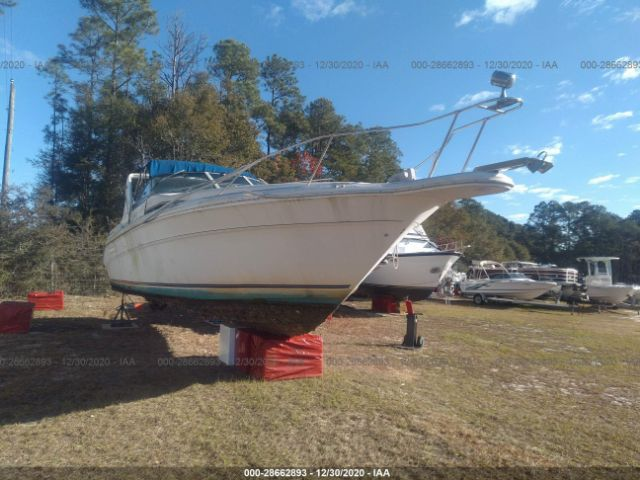 Global Auto Auctions: 1990 SEA RAY OTHER