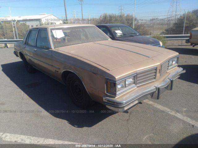 Global Auto Auctions: 1985 Oldsmobile ROYALE