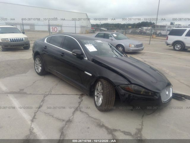 2012 Jaguar Xf 5.0. Lot 111028710788 Vin SAJWA0FB2CLS35519