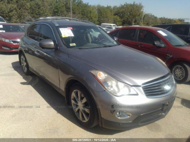 2010 Infiniti Ex35 3.5. Lot 111028720531 Vin JN1AJ0HP4AM703259