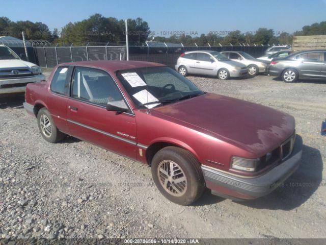 Global Auto Auctions: 1988 Pontiac