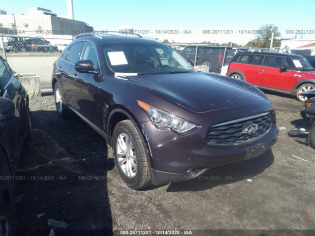 2011 Infiniti Fx35 3.5. Lot 111028711201 Vin JN8AS1MW2BM731905
