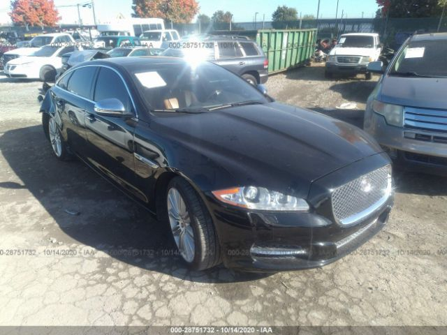 2015 Jaguar Xj 3.0. Lot 111028751732 Vin SAJWJ2GD0F8V88098