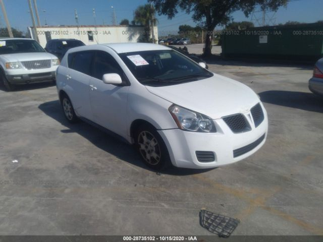 2010 Pontiac Vibe 2.4. Lot 111028735102 Vin 5Y2SP6E0XAZ418529