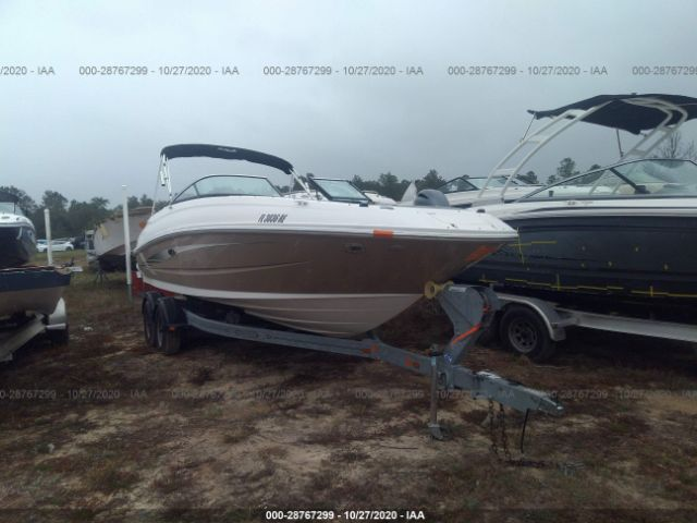 Global Auto Auctions: 2016 SEA RAY OTHER