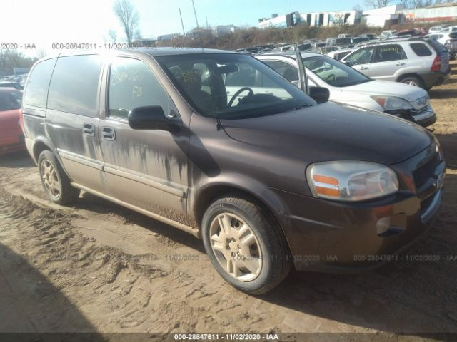 Used Car Chevrolet Uplander 2008 Brown For Sale In St Paul Mn Online Auction 1gndu23w48d178622