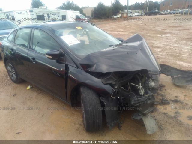 Salvage 2014 FORD FOCUS - Small image. Stock# 28904288