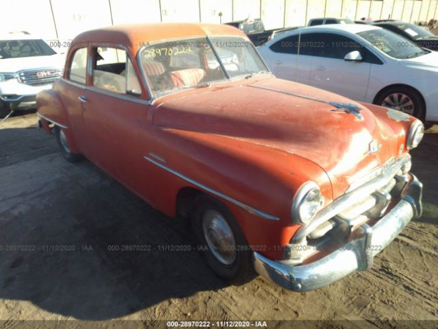 PLYMOUTH 2 DOOR COUPE
