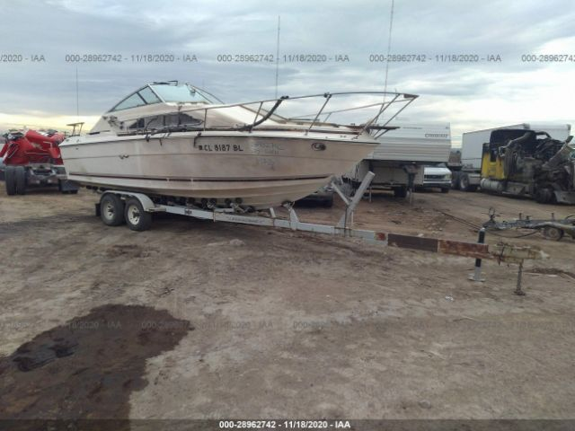 Global Auto Auctions: 1981 SEA RAY OTHER