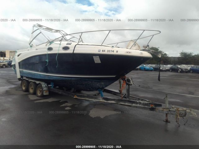 Global Auto Auctions: 2006 SEA RAY OTHER