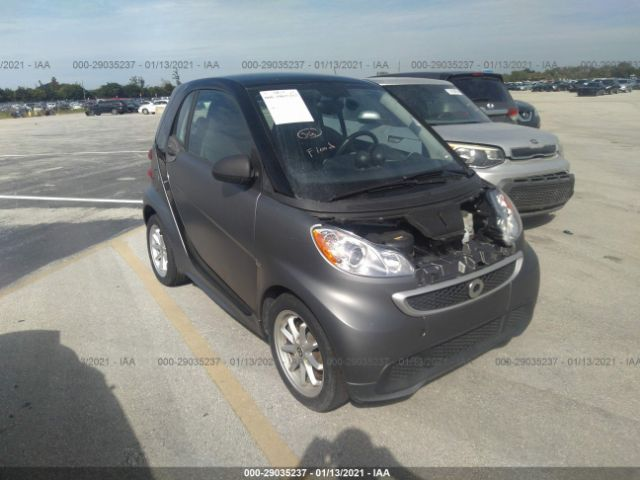 Global Auto Auctions: 2016 SMART FORTWO ELECTRIC DRIVE
