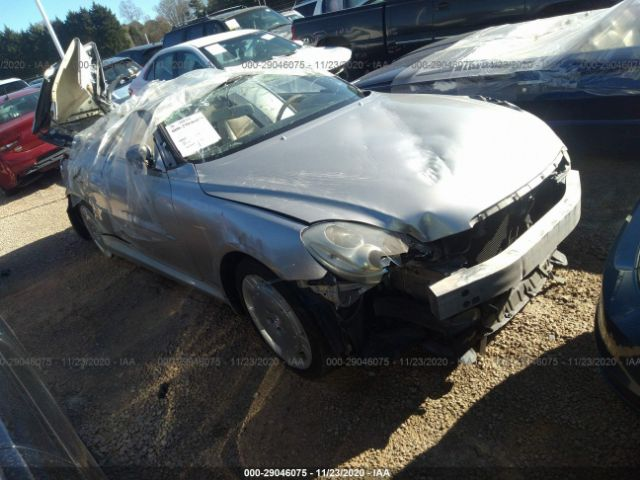 Salvage 2003 LEXUS SC 430 - Small image. Stock# 29046075