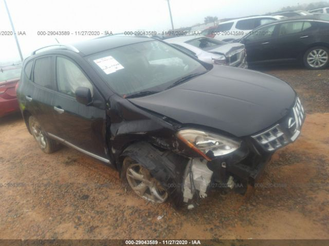 Salvage 2011 NISSAN ROGUE - Small image. Stock# 29043589