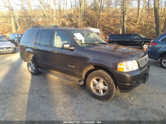 Salvage 2005 FORD EXPLORER - Small image. Stock# 29047123