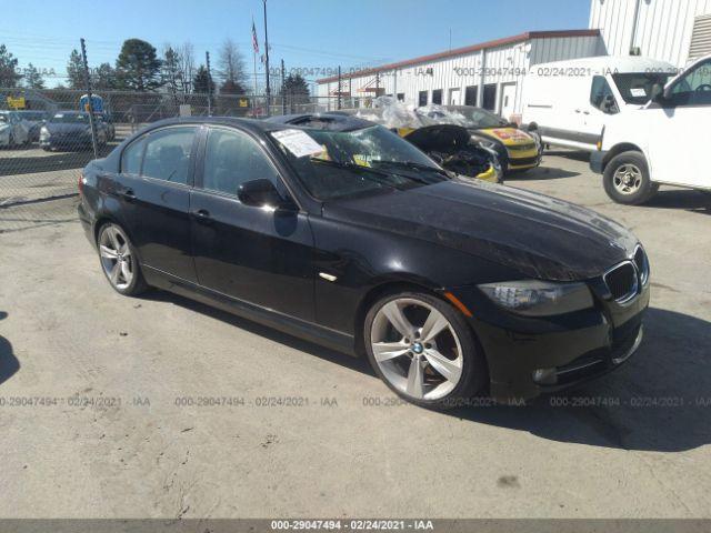 Salvage 2010 BMW 3 SERIES - Small image. Stock# 29047494