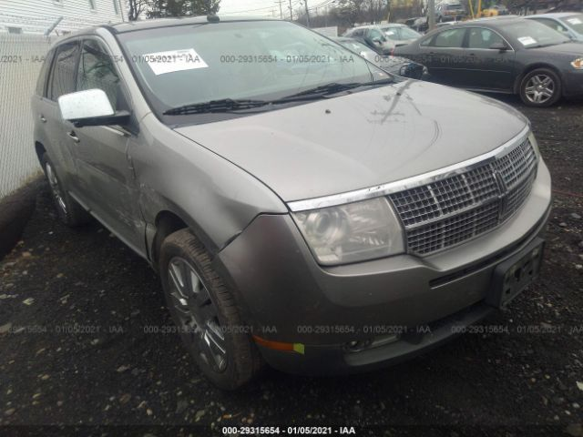 Salvage 2008 LINCOLN MKX - Small image. Stock# 29315654