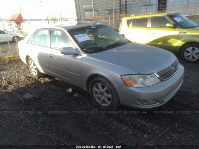 Photo of 2000 TOYOTA AVALON XL/XLS, 4T1BF28B8YU104146