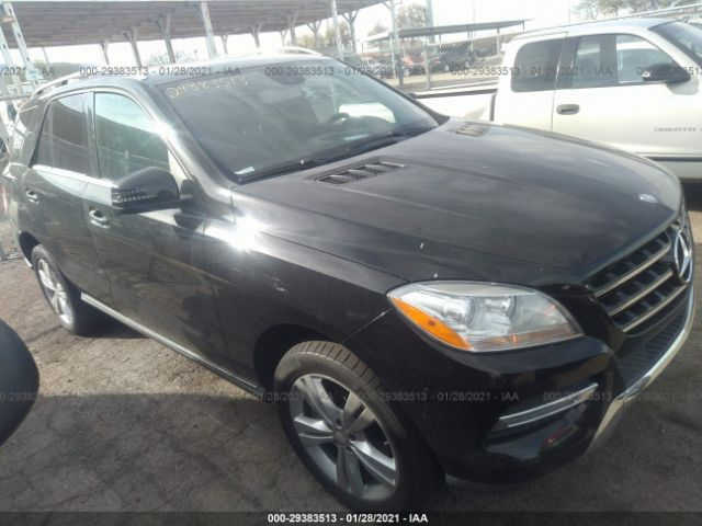 Photo of 2013 MERCEDES-BENZ M-CLASS ML 350, 4JGDA5JB3DA130412