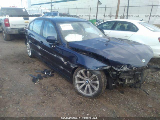 Salvage 2011 BMW 3 SERIES - Small image. Stock# 29459568