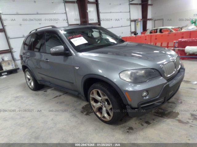 Salvage 2008 BMW X5 - Small image. Stock# 29475265