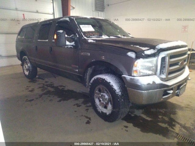 Salvage 2007 FORD SUPER DUTY F-250 - Small image. Stock# 29565427