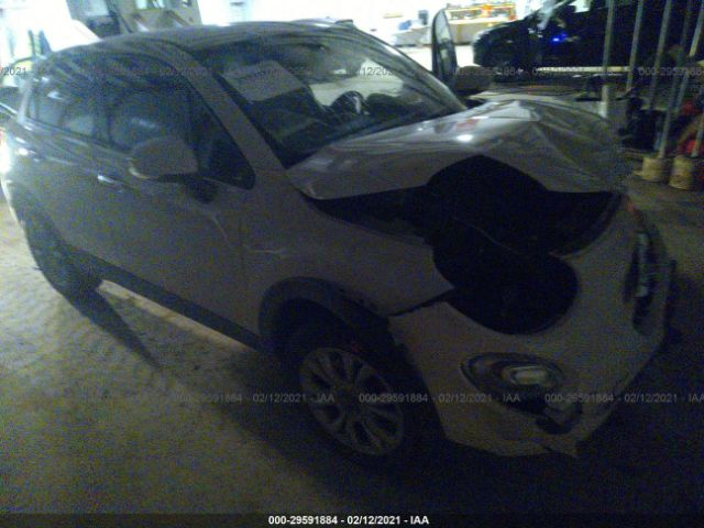 Salvage 2016 FIAT 500X - Small image. Stock# 29591884