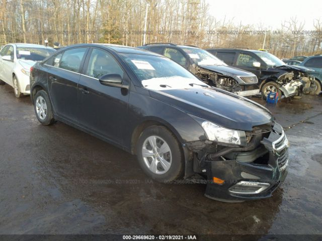 Salvage 2016 CHEVROLET CRUZE LIMITED - Small image. Stock# 29669620