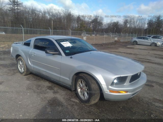 Salvage 2007 FORD MUSTANG - Small image. Stock# 29936725