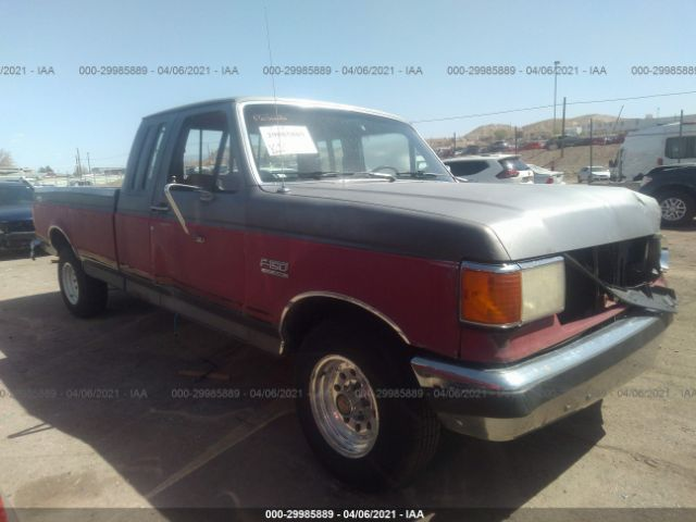 Elite Auto Auctions: 1991 FORD
