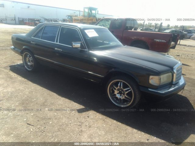 Elite Auto Auctions: 1981 MERCEDES-BENZ