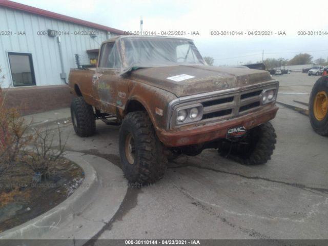 1970 GMC 3500