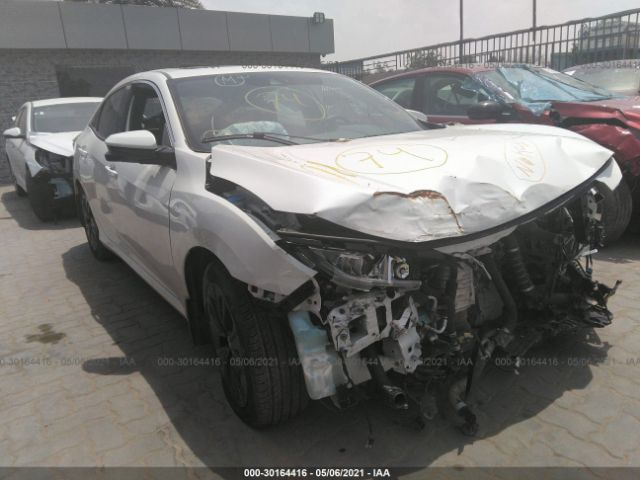 Salvage 2019 HONDA CIVIC HATCHBACK - Small image. Stock# 30164416