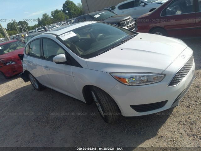 Salvage 2016 FORD FOCUS - Small image. Stock# 30193245
