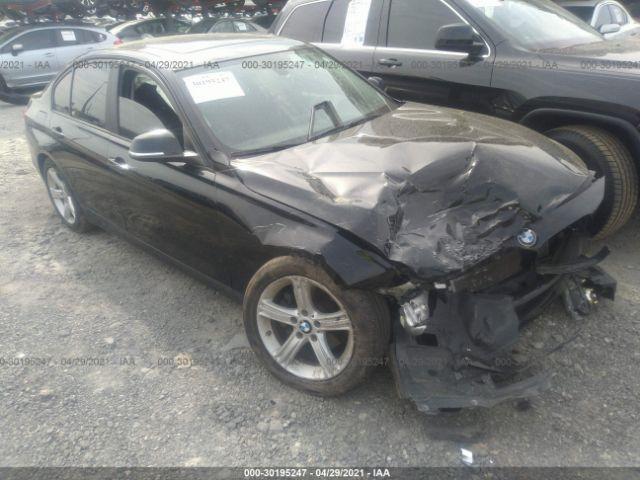 Salvage 2014 BMW 3 SERIES - Small image. Stock# 30195247