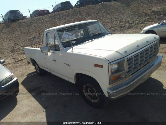 Elite Auto Auctions: 1981 FORD