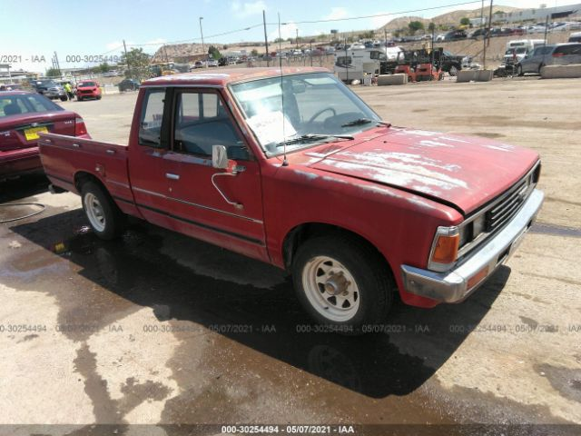 Elite Auto Auctions: 1983 Datsun KING CAB