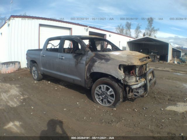 Salvage 2021 TOYOTA TUNDRA 4WD - Small image. Stock# 30284191